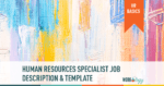 hr specialist human resources job description