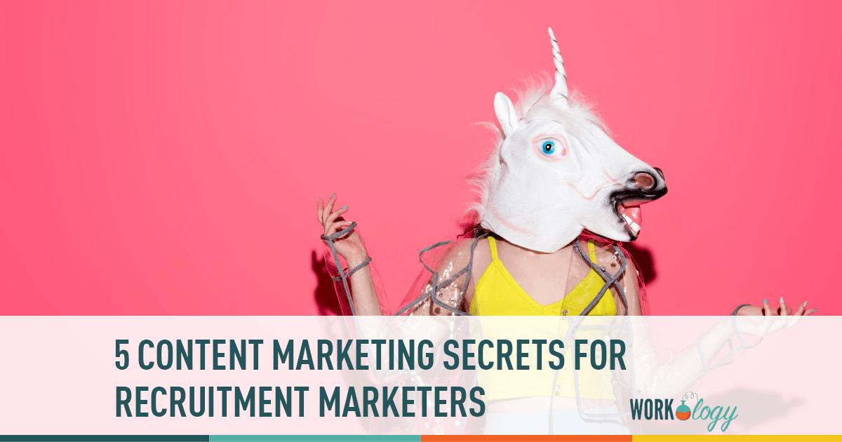 content marketing recruitment marketing recruiting