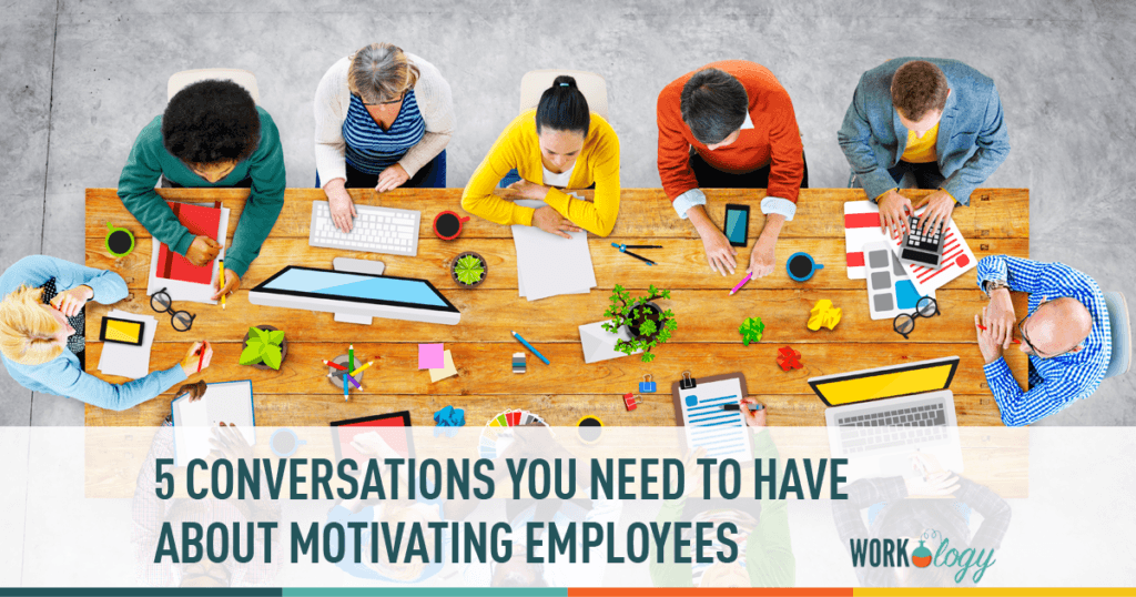 motivating employees conversations helping