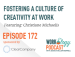 fostering a culture of creativity at work