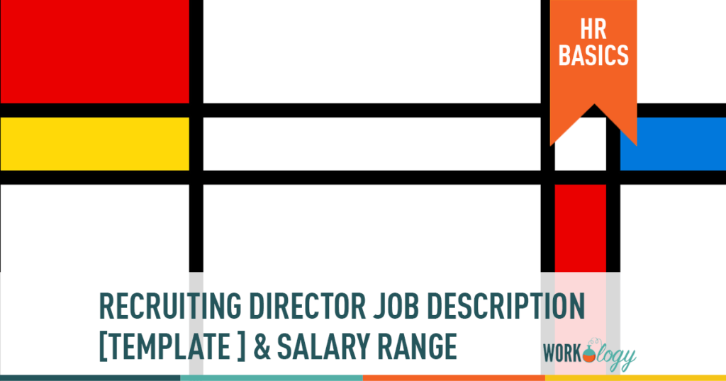 recruiting job description template salary range