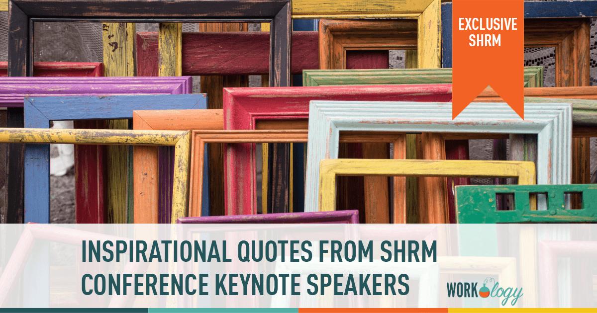 SHRM annual conference 2019 Las Vegas Keynote Speakers