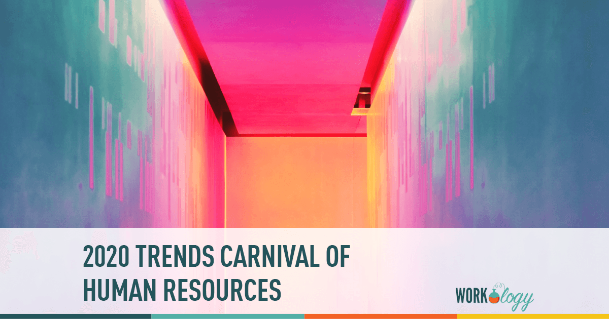 Workplace Trends 2020.Hr Carnival 2020 Hr Trends