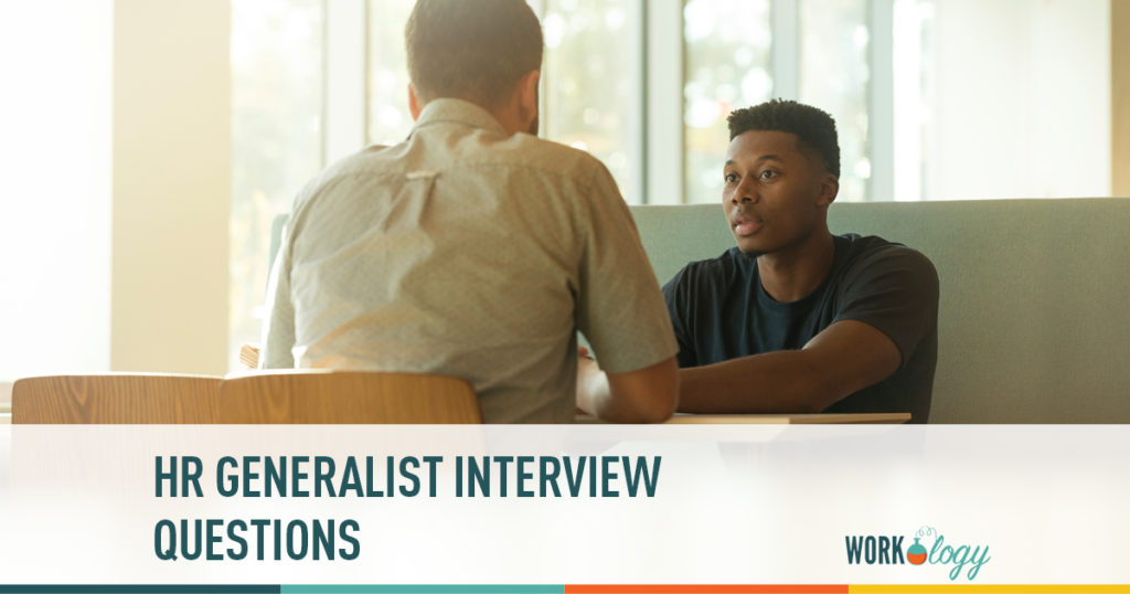 human resources generalist interview questions to ask