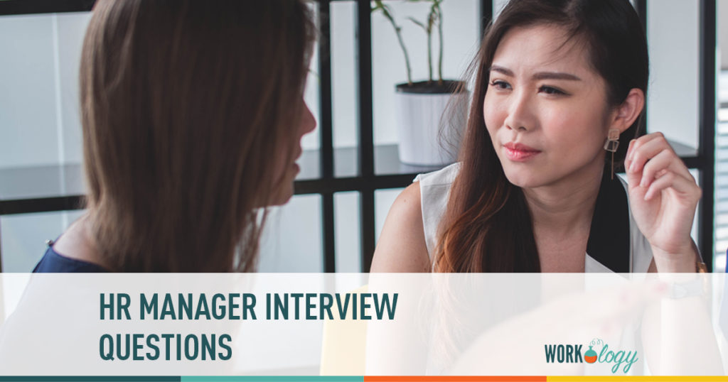 HR manager interview questions to ask