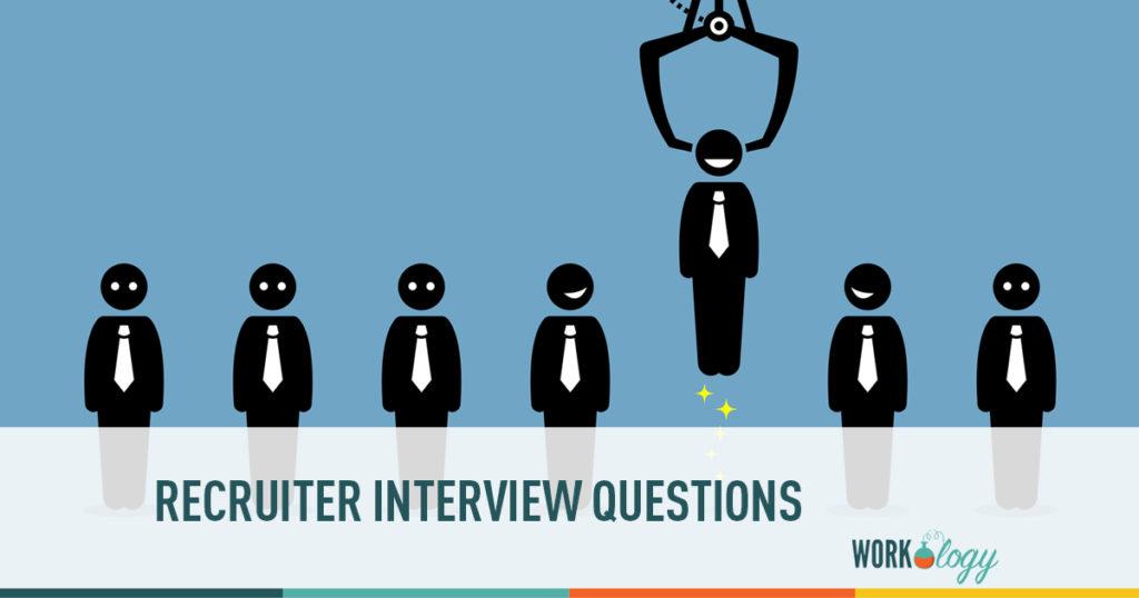Recruiter interview questions