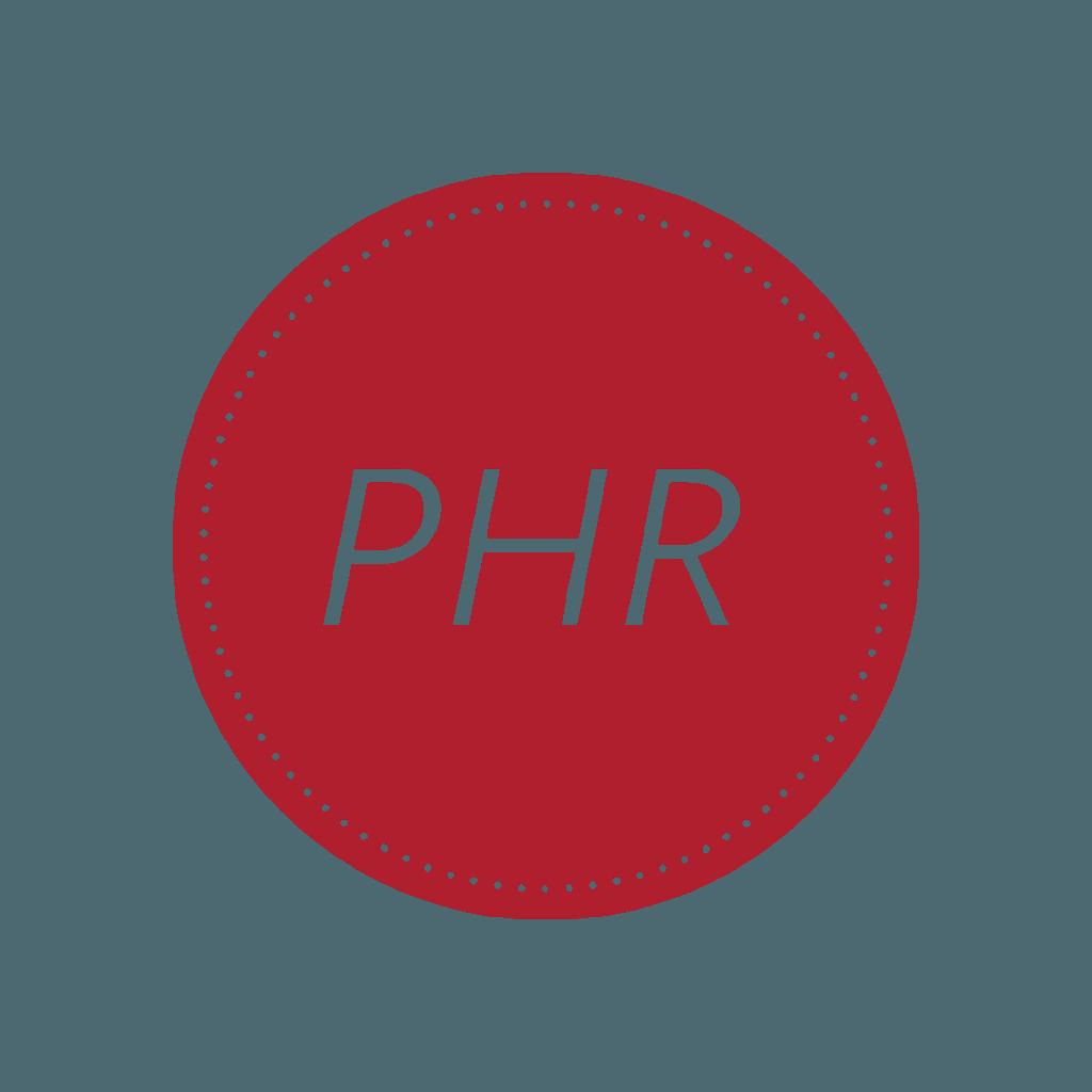 PHR certification exam