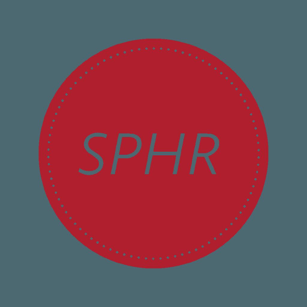 SPHR hr certification