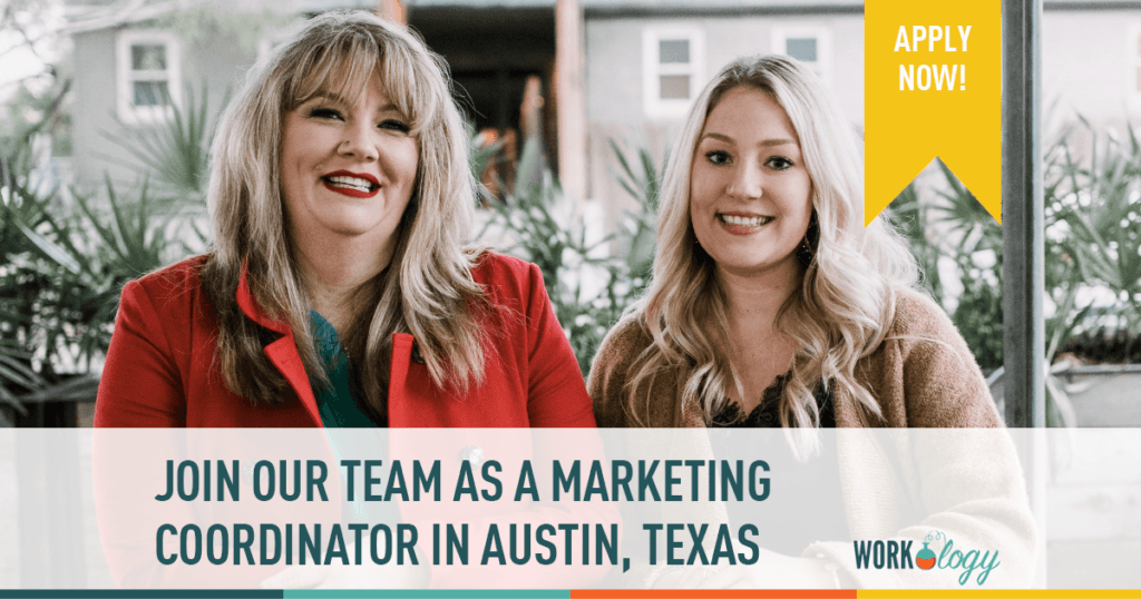 marketing coordinator Austin Texas