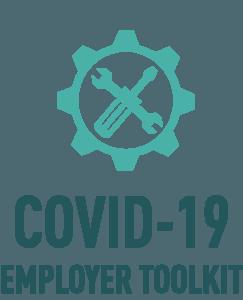 COVID-19 Employer Toolkit Logo