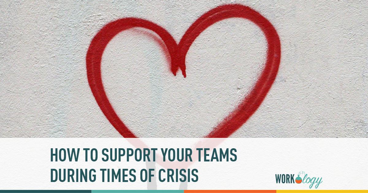 leaders crisis teams workplace