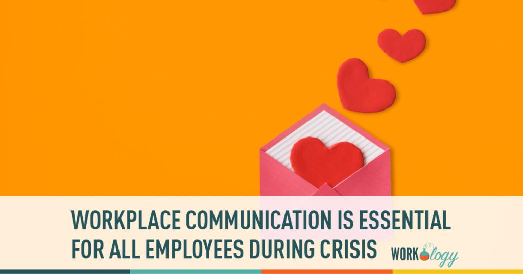 workplace communication covid-19