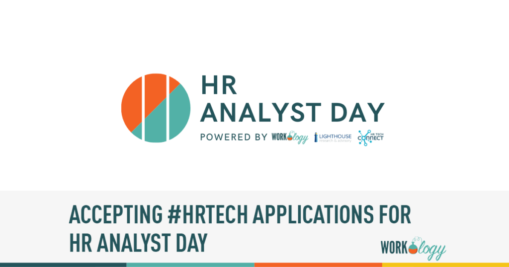 HR analyst HR technology conference