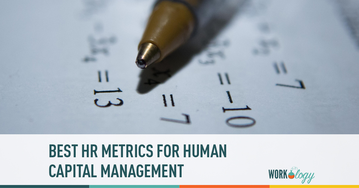 Best HR Metrics for Human Capital Management